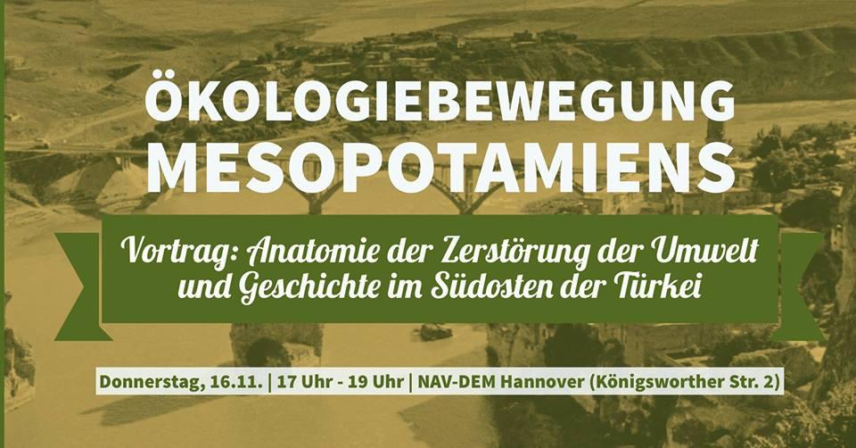 VA Ökologiebewegung Mesopotamiens