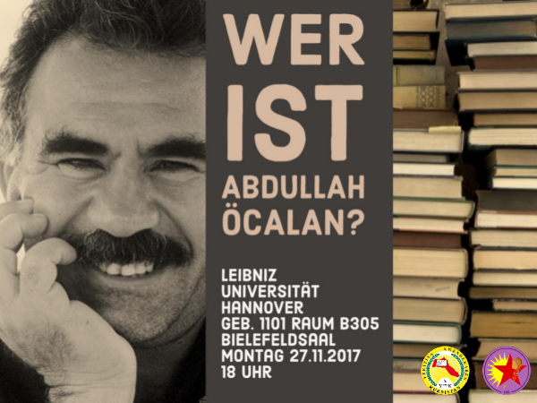 Wer ist Abdullah Öcalan?
