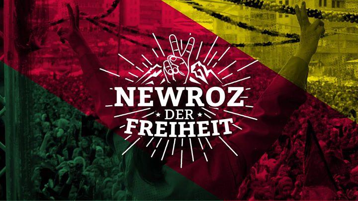 Newroz der Freiheit - gemeinsam in Hannover 2018