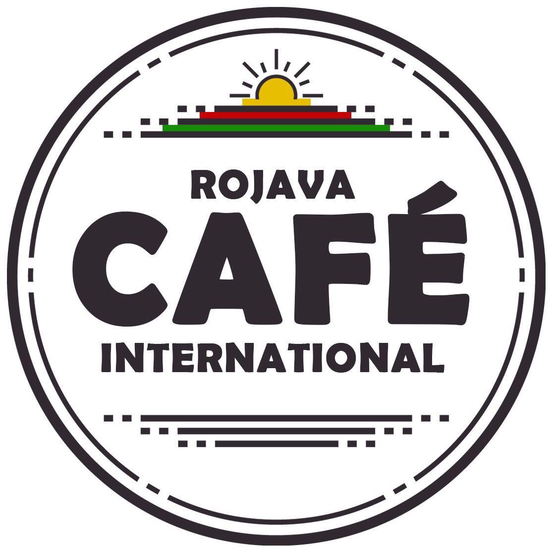 Café Rojava - international Hannover NAV-DEM Dezember 2018