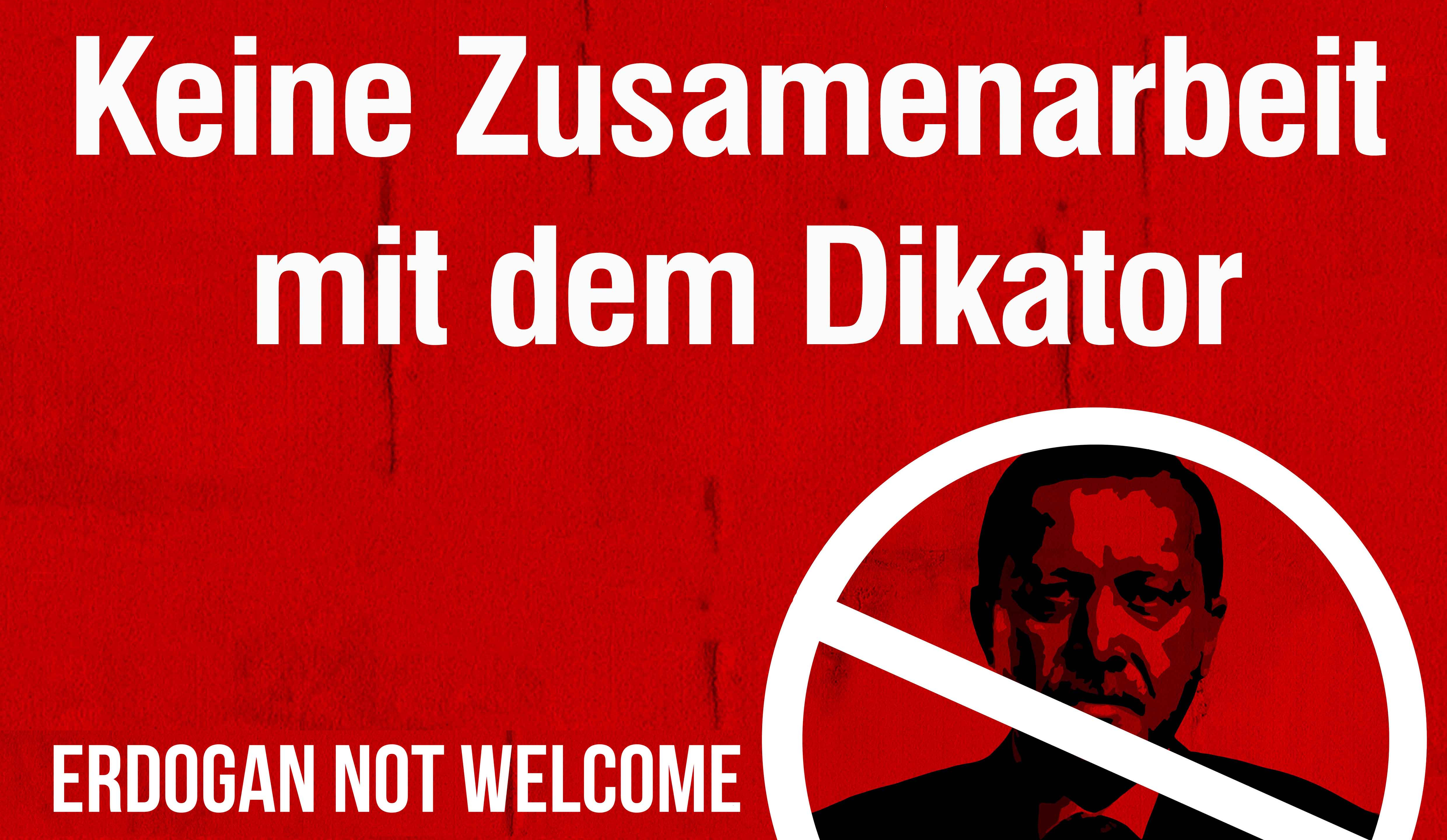 ErdoganNotWelcome_Hannover