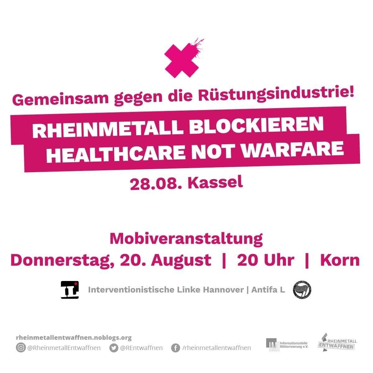 Jugend-Demonstration Hannover