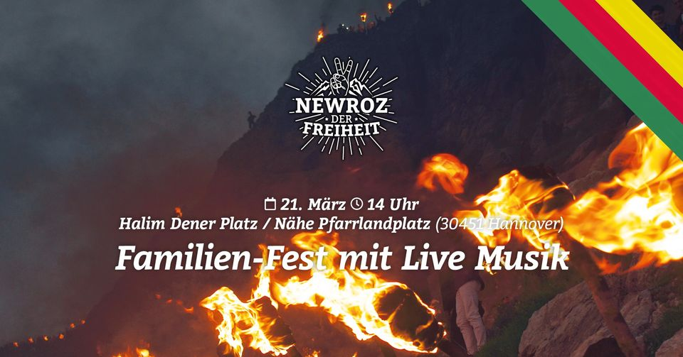 Newroz-Familienfest 2021 Hannover